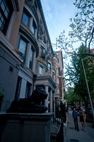 Brownstones in the East 80s