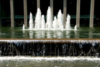 Fountain on Sixth Avenue