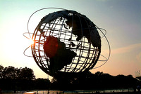 Unisphere at Flushing Meadow Park